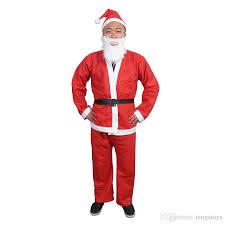 santa costume 2017 santa claus costume santa suit set christmas santa