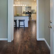 Commercial Grade Wood Laminate Flooring Pergo Xp Rustic Espresso Oak 10 Mm Thick X 6 1 8 In Wide X 54 11