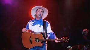 leave a light on garth brooks blame it all on his boots how garth brooks kicked up the dust on