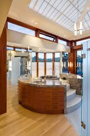 Modern Bathroom Design Eckford Residence Modern Comfort Merged With An Idyllic Rustic