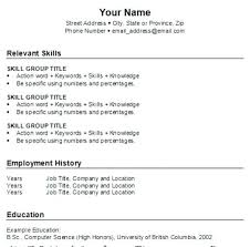 make resume format how to create a resume how make resume see how make resume write