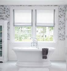 Large Window Treatments by Uncategorized Interior And Decor Useful Bathroom Window Treatments