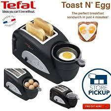 Tefal Sandwich Toaster Toast N Egg