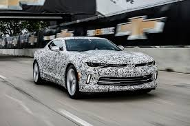 first chevy camaro 2016 chevrolet camaro prototype review review autocar
