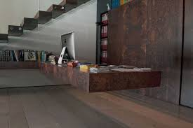 gorgeous rustic floating desk and chair new office space pinterest