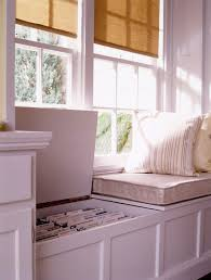 File Cabinet Seat Clever Office Unexpected Space Window Filing And Storage