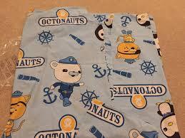 Octonauts Bed Set Octonauts Cot Bed Junior Duvet Set Pillow Quilt Cover In