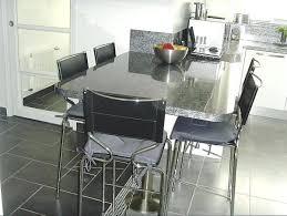 table de cuisine design table de cuisine noir console cuisine ikea fabulous console de