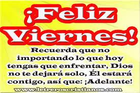 imagenes feliz viernes facebook feliz viernes mensaje letreros cristianos com imagenes