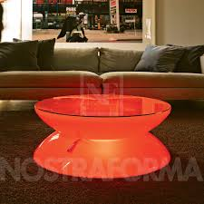 moree lounge table led pro multicolor modern and contemporary