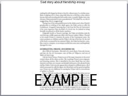 story themes about friendship sad story about friendship essay college paper help
