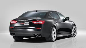 2015 Novitec Tridente Maserati Quattroporte Rear Hd Wallpaper 16