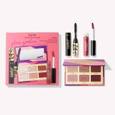 limited edition glam goodies discovery set tarte cosmetics