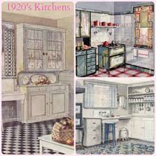1920s Kitchen by A Sampling Of Vintage Kitchens Aimee U0027s Victorian Armoire
