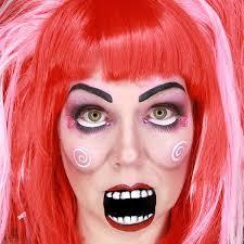 Creepy Doll Costume Emejing Creepy Doll Halloween Makeup Tutorial Images