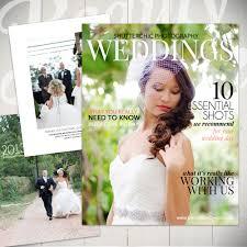 wedding magazine template innovative free wedding magazines photography magazine template