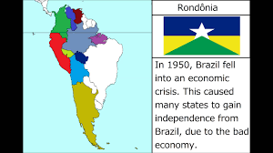 Map Of Sounth America by Alternate Map Of South America Youtube