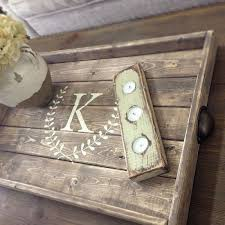 Coffee Table Tray Ideas Best 25 Pallet Tray Ideas On Pinterest Free Wooden Pallets