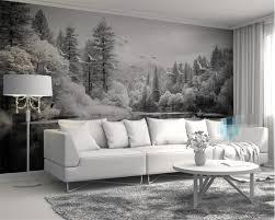online get cheap forest wallpaper bedroom black aliexpress com
