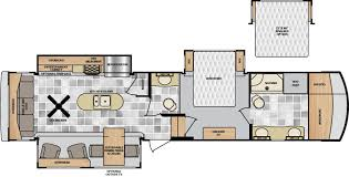 Montana Fifth Wheel Floor Plans Destination Floorplans Winnebago Rvs