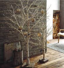 roost lighted birch artificial trees birch store and lights