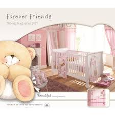 Lined Nursery Curtains by Forever Friends Beautiful Lined Tab Top Curtains Forever Friends