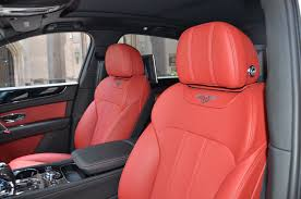 matte red bentley 2018 bentley bentayga black edition stock b959 s for sale near