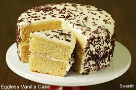 how to make cake eggless vanilla cake recipe how to make cake without eggs