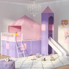 Purple Bunk Beds Bunk Loft Beds You Ll Wayfair