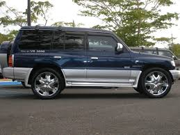 mitsubishi suv 1998 1998 mitsubishi montero information and photos zombiedrive