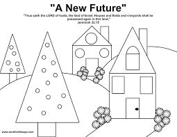 a new future u201d sunday lesson jeremiah 32 2 9 14 15