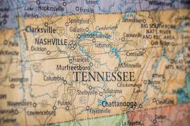 Map Of Nashville Tn Old Historical City County And State Maps Of Tennessee