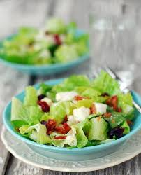 thanksgiving salad 14 easy recipes for your feast recipelion