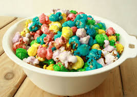 how to make rainbow popcorn 14 steps with pictures wikihow