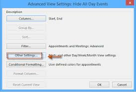 change calendar layout outlook 2013 how to change time increments of calendars in outlook