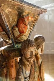 lutrin sur pied en bois l u0027art roman passionnément le lutrin de freudenstadt une