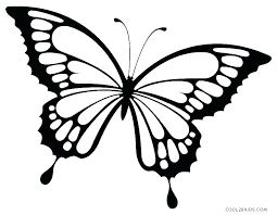 coloring page butterfly monarch butterfly coloring pages print butterflies coloring pages coloring