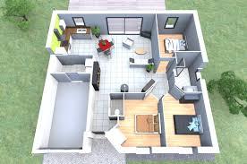 Plan De Maison Antillaise Plan De Maison Simple Et Gratuit Kalisy