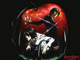 death note death note gods of death and apples millennial eye