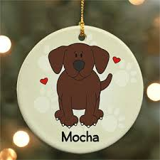 personalized pet ornaments for