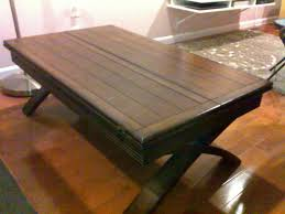 coffee table fabulous coffee table converts to table extendable