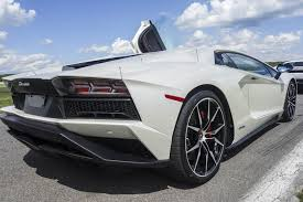 lamborghini aventador on 2018 lamborghini aventador s review track drive bloomberg