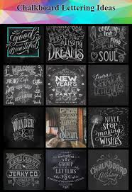 chalkboard lettering ideas android apps on google play