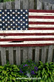 A American Flag Pictures Somewhat Quirky Making An American Flag From Pallet Wood