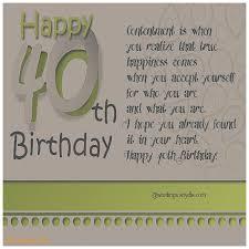 birthday cards fresh 40th birthday card messages 40th birthday