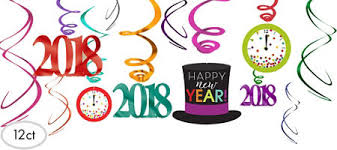 new year s setters colorful 2018 new year s setter 118in x 48 1 2in party