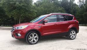 Ford Escape Awd System - 2017 ford escape titanium road test review