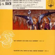 chambre d h es dr e cantata bwv 65 details discography part 1 complete recordings