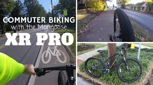Commuting Mountain Bike Or Road by Mongoose Xr Pro Mountain Bike Followup A New Bike And A Month Of