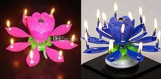 lotus birthday candle birthday candle candles party decoration 2015 lotus flower